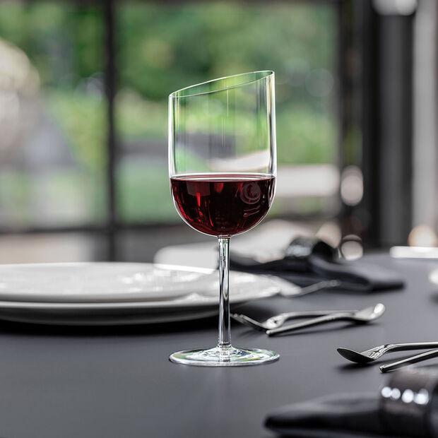NewMoon set bicchieri da vino rosso, 405 ml, 4 pezzi, , large