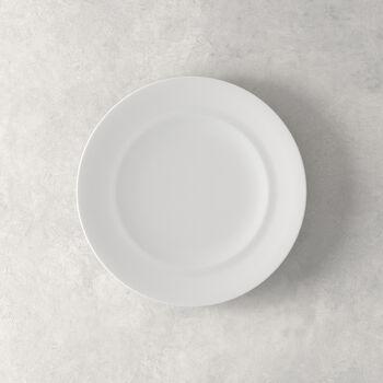 NEO White piatto da colazione 21x21x2cm