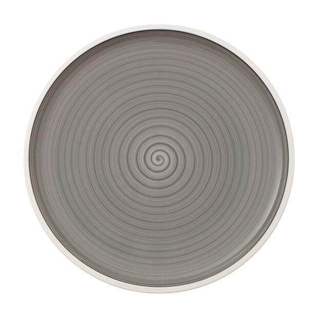 Manufacture gris piatto da pizza, , large