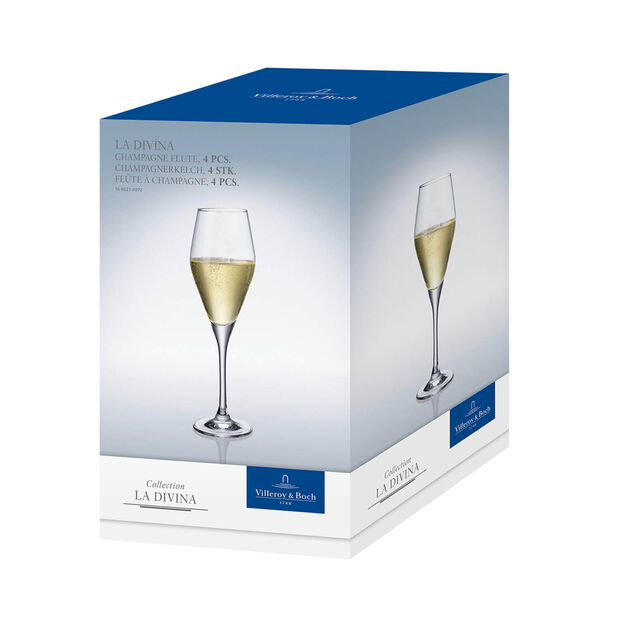 La Divina calice da champagne, 4 pezzi, , large