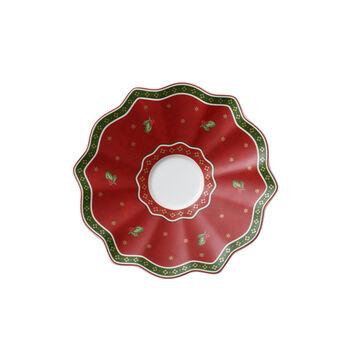 Toy's Delight piattino tazza caffelatte