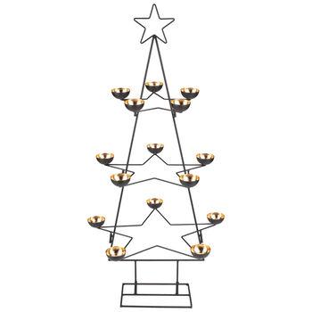 Christmas Decoration Arbol decorativo de metal 90cm