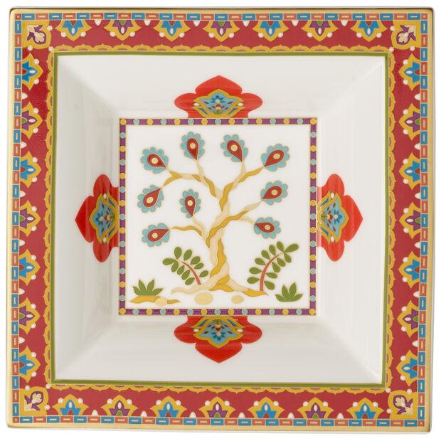 Samarkand Accessories ciotola quadrata, , large