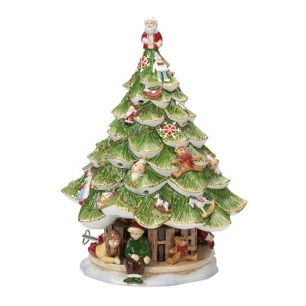 Christmas Toys Memory abeto grande con niños, , large