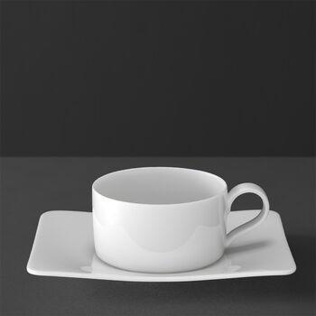 Modern Grace Tazza tè con piattino 2pz.