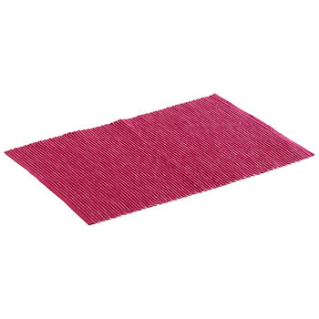 Textil News Breeze tovaglietta rosa fucsia 35x50cm