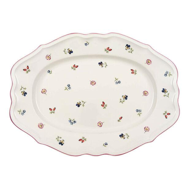 Petite Fleur piatto ovale 37 cm, , large
