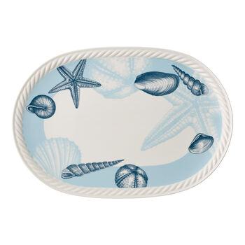 Montauk Beachside piatto ovale