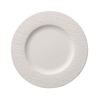 Manufacture Rock Blanc piatto piano
