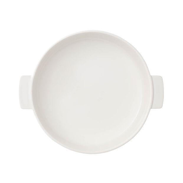 Clever Cooking molde para hornear redondo con tapa 28 cm, , large
