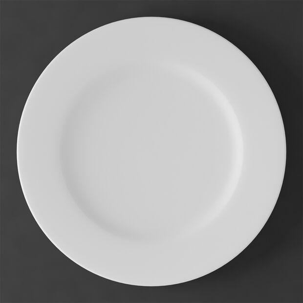 White Pearl piatto gourmet/patto segnaposto, , large
