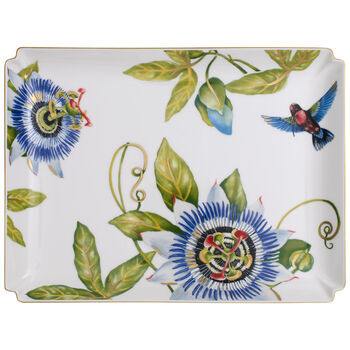 Amazonia Gifts piatto decorativo grande 28x21cm