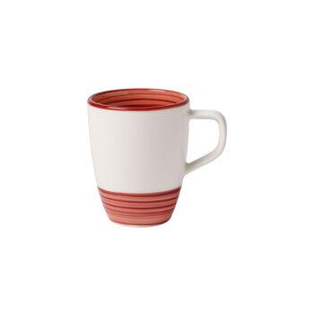 Manufacture rouge tazza mug da caffè