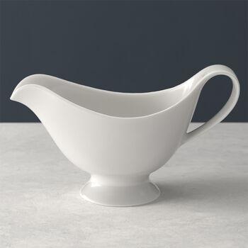 For Me salsiera, bianco, 21 x 10 cm, 400 ml