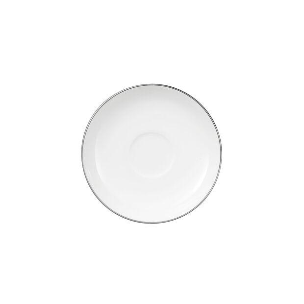 Anmut Platinum N. 1 piattino per tazza da espresso, , large