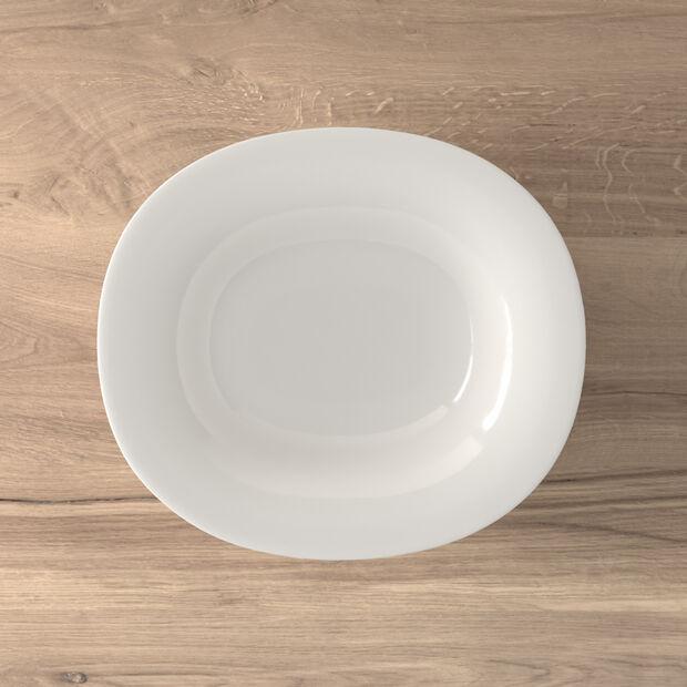 New Cottage Basic piatto fondo ovale, , large