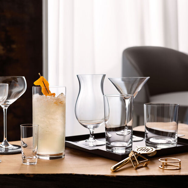 Purismo Bar bicchiere da long drink set da 2, , large