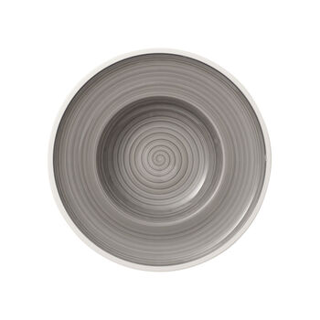 Manufacture gris Piatto fondo 25cm