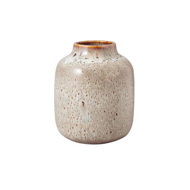 Lave Home vaso Shoulder, 12,5x12,5x15,5cm, beige, , large