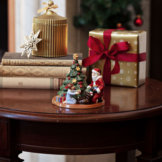 Christmas Toys Lanterna, distribuzione dei regali 15x14x14cm, , large