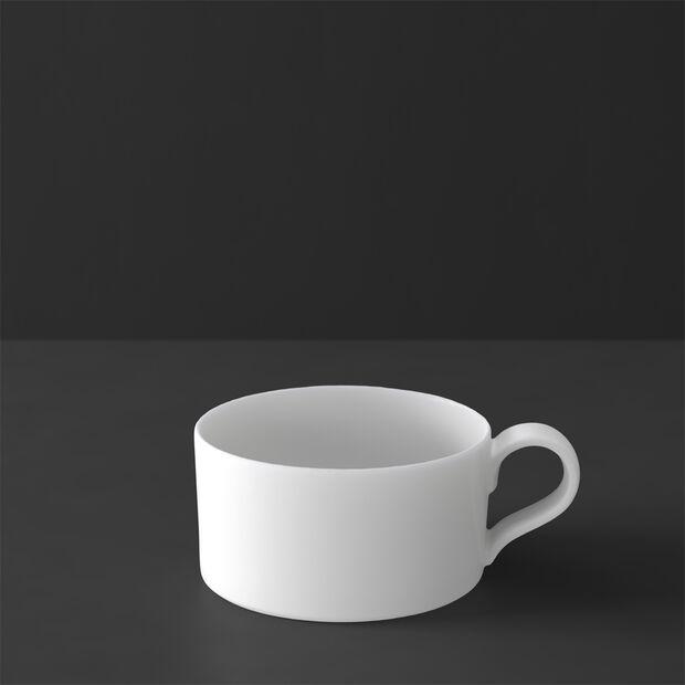 MetroChic blanc tazza da tè, 230 ml, bianco, , large