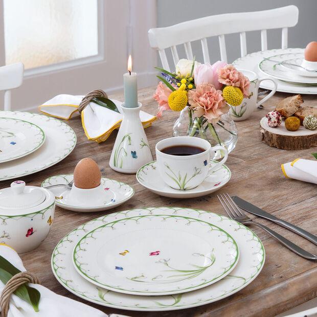 Colourful Spring piatto da colazione, , large