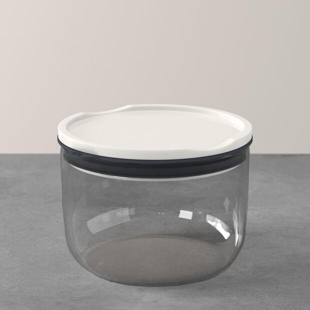 ToGo&ToStay porta pranzo, 13x9,5cm, rotondo, grigio, , large