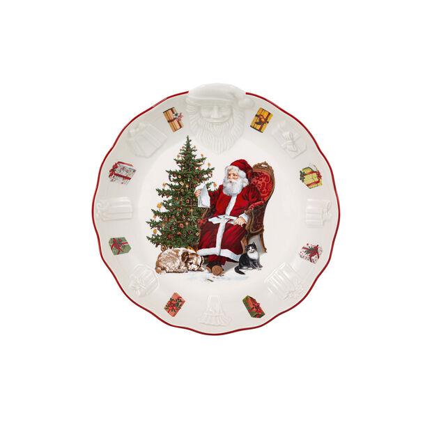 Toy's Fantasy Fuente con relieve de Santa, 24x25x4,6cm, , large
