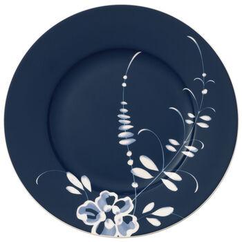 Vieux Luxembourg Brindille piatto da colazione blu
