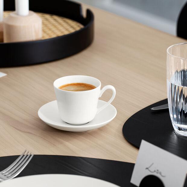 Twist White tazza da moka/espresso, , large