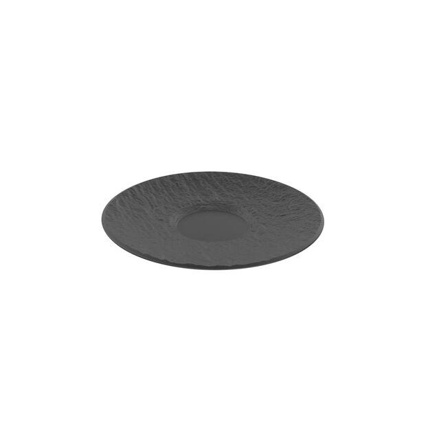 Manufacture Rock piattino, nero/grigio, 15,5 x 15,5 x 2 cm, , large