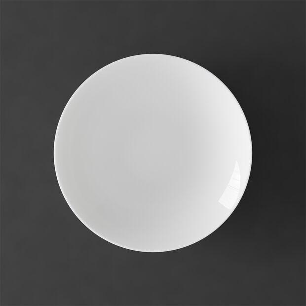 MetroChic blanc piatto fondo, diametro 20 cm, profondità 5 cm, bianco, , large