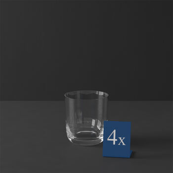 La Divina bicchiere da whisky, 4 pezzi
