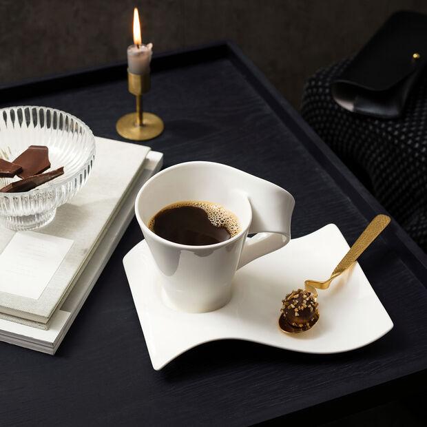 NewWave Caffè piattino per tazza da caffè piccolo 20 x 14 cm, , large