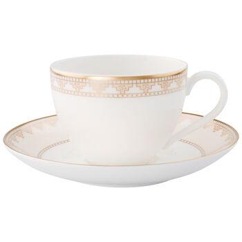 Samarkand Tazza caffè con piattino 2pz