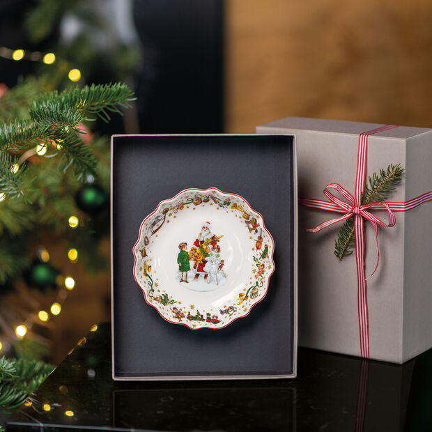 Annual Christmas Edition Fuente pequena 2021 16x16cm, , large