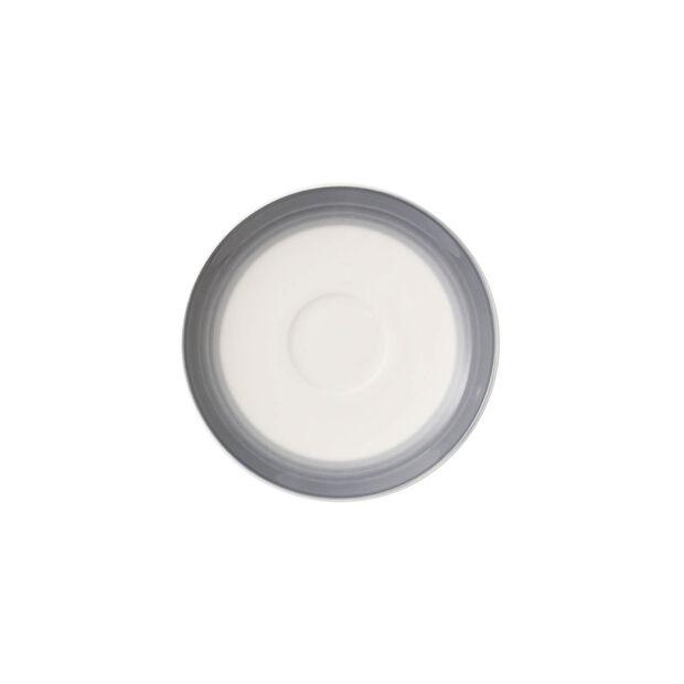 Colourful Life Cosy Grey piattino tazza da espresso/moka, , large