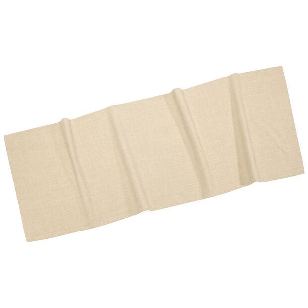 Textil Uni TREND Cam.de mesa rafia 50x140cm, , large