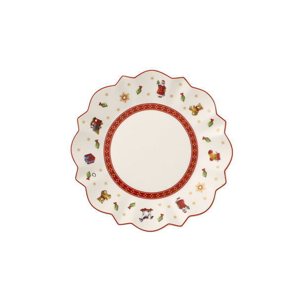 Toy's Delight piatto da pane bianco, , large