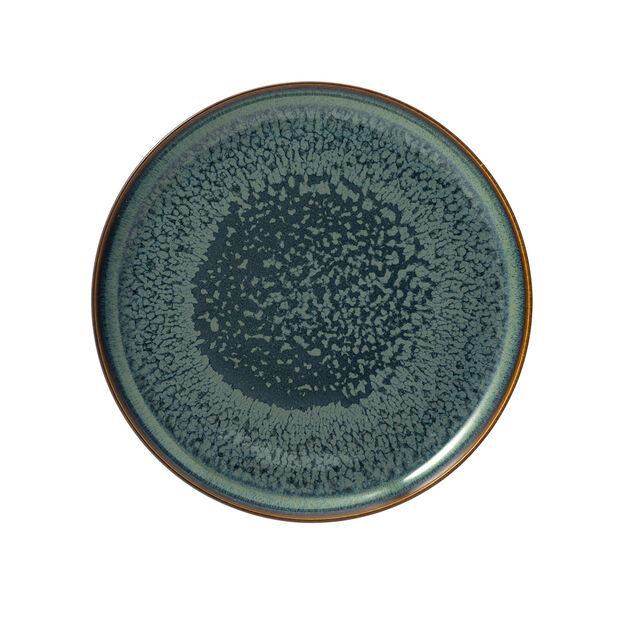 Crafted Breeze piatto piano, grigio-blu, 26 cm, , large