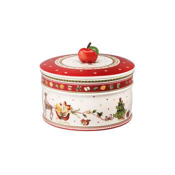 Winter Bakery Delight scatola per pasticcini grande