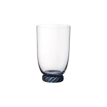 Montauk Aqua bicchiere grande