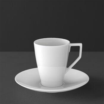 La Classica Nuova Tazza caffè con piattino 2pz