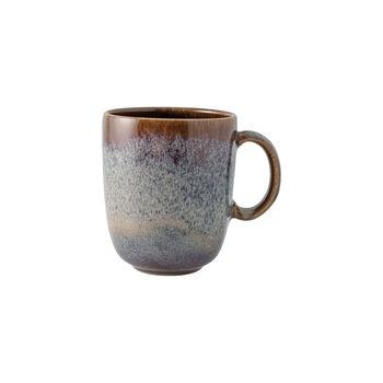 Lave Beige tazza con manico, beige, 12,5 x 9 x 10,5 cm, 400 ml