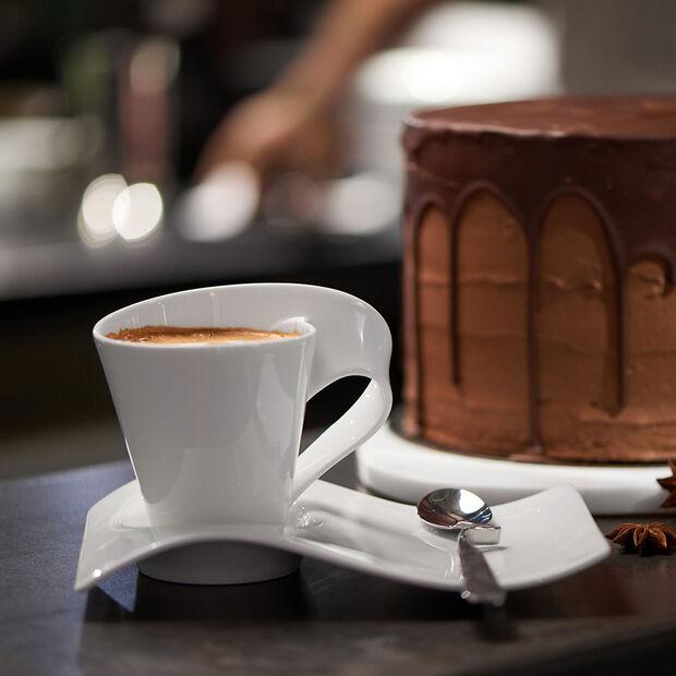 NewWave Caffè platillo para taza de expreso 17 x 13 cm, , large
