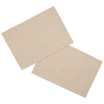 Textil Uni TREND Tovaglietta rafia 2 pz. 35x50cm