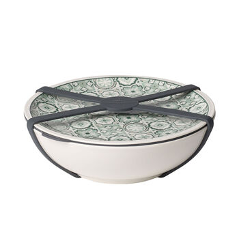 Modern Dining To Go Jade ciotola L