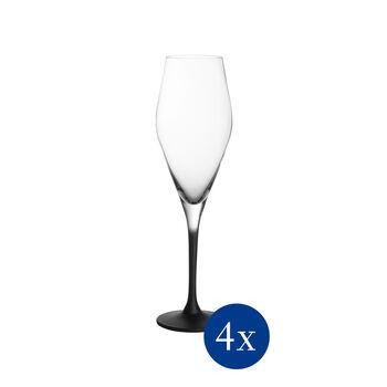 Manufacture Rock bicchiere da spumante, 4 pezzi, 260 ml