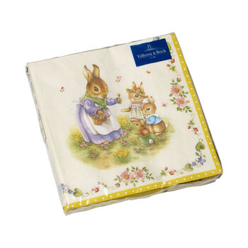 Spring Fantasy tovaglioli, famiglia, 33x33cm, 20 pezzi