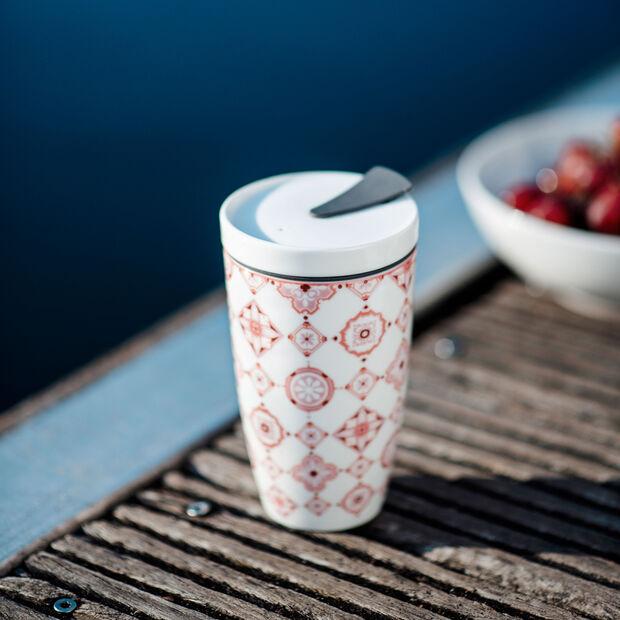 To Go Rosé tazza mug da viaggio, , large